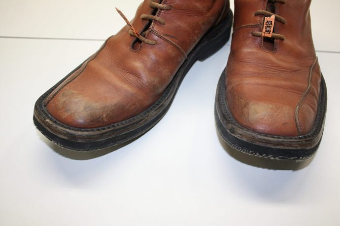 靴やブーツのクリーニング